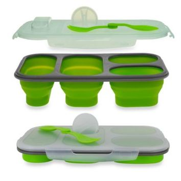 SmartPlanet Portion Perfect Collapsible Meal Kit