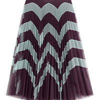 Pleated Skirt - Mary Katrantzou | WOMEN | KR STYLEBOP.COM