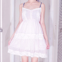 Baby Rose Pink Dress from MILK CLUB