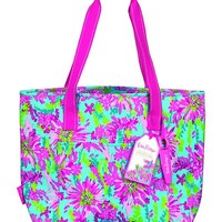 Lilly Pulitzer Beach Cooler - Trippin and Sippin
