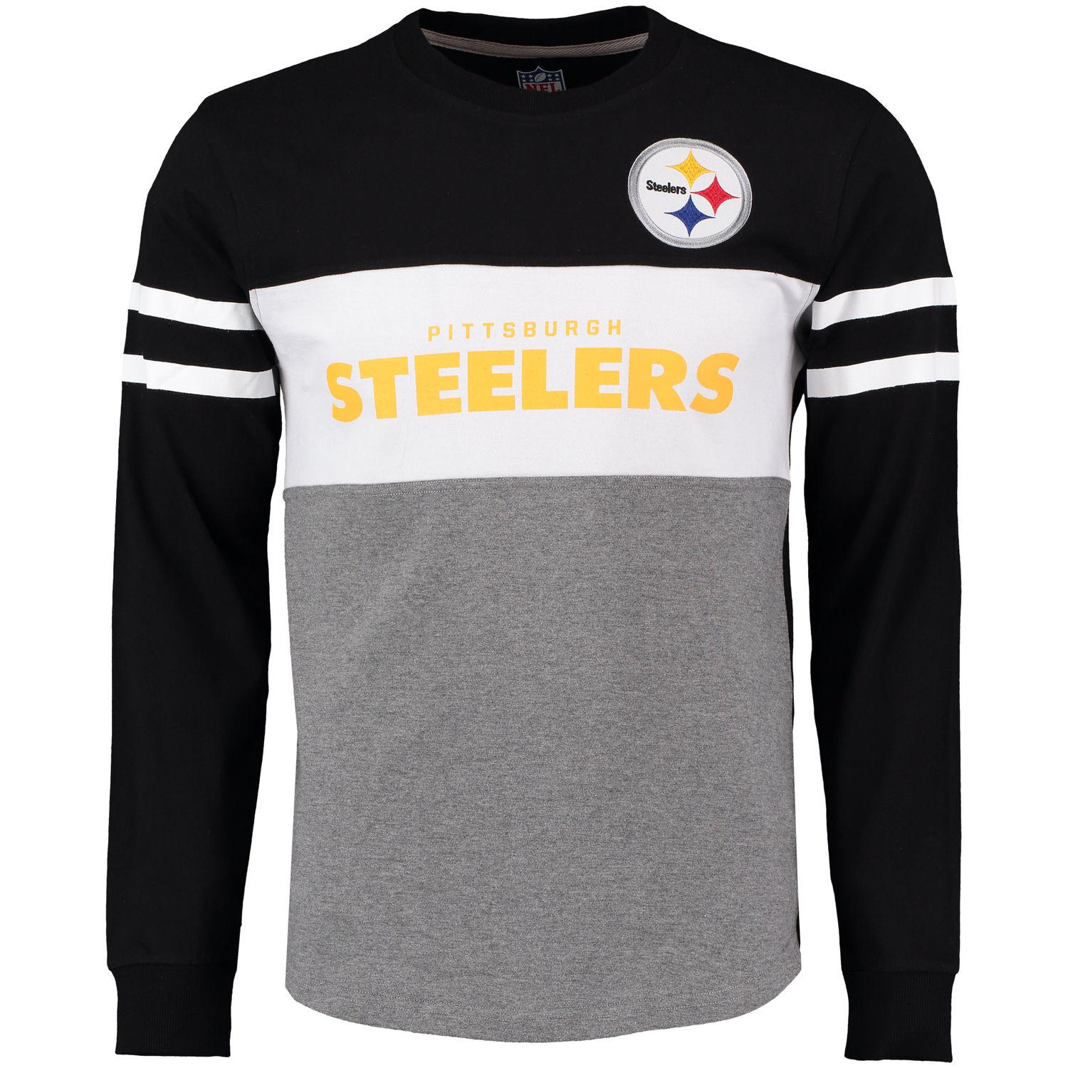 Mens pittsburgh steelers majestic gold critical victory ii for T shirt printing chandler az