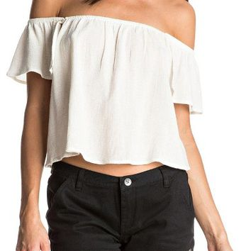Roxy Princess in the Sea Off the Shoulder Top | Nordstrom