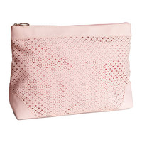 H&M - Toiletry Bag - Light pink - Ladies