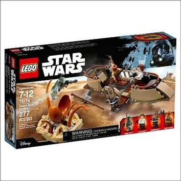 LEGO 277-piece Star Wars Desert Skiff Escape Set