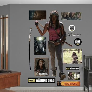 The Walking Dead Michonne Wall Decals by Fathead