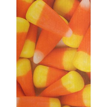 Candy Corn Yoga Mat