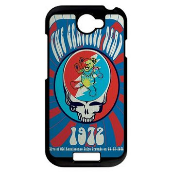 The Grateful Dead Poster HTC One S Case
