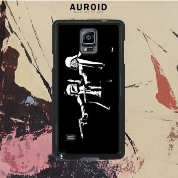 Star Wars Stormtrooper Samsung Galaxy Note 4 Case Auroid