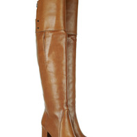 3.1 Phillip Lim|Leather over-the-knee boots|NET-A-PORTER.COM