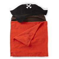 Pirate Hooded Towel-Toddler