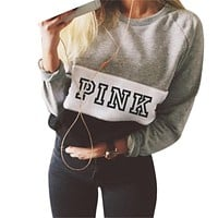 """PINK"" Victoria's Secret Shirt Pullover Sweater Blouse Top"