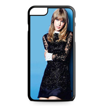 taylor swift cover blue iPhone 6 Plus Case