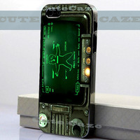 Pipboy 3000 - fallout new vegas - iPhone 4/4S Case - iPhone 5 Case - Samsung Galaxy S3 case - Samsung Galaxy S4 case