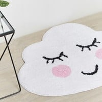 Sass & Belle Sleeping Cloud Bath Mat