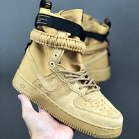 "Nike SF-AF1 High ""Wheat"" Sneaker - Best Deal Online"