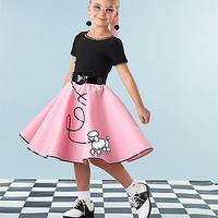 fab '50s girls costume