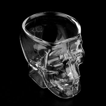 2016 Popular MiniMini Skull Head Shaped Shot Glass Cup Whisky Wine Bar & Party Cup