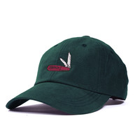 Utility 6 Panel Hat Green