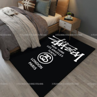 STUSSY Floor Indoor/Outdoor Mat