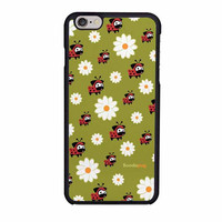 lady pug pattern case for iphone 6 6s