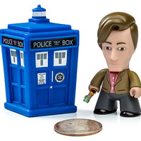 Doctor Who Titans Blind Boxed Vinyl Figures - 50th Anniversary Doctor Set
