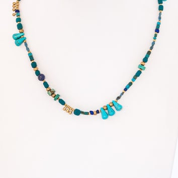 Tribal Necklace -Short