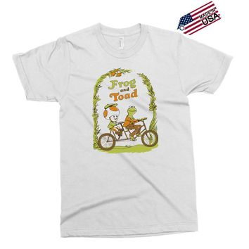 frog & toad Exclusive T-shirt