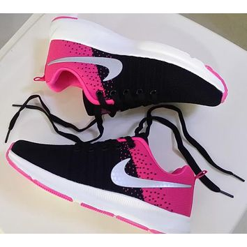 NIKE Trending Woman Ventilation Running Sneakers Sport Shoes