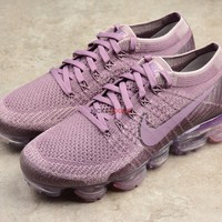 Nike Air VaporMax Flyknit Day to Night Violet Dust 849557 500 189 Women