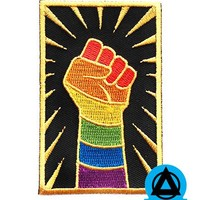 Rainbow Resist Patch