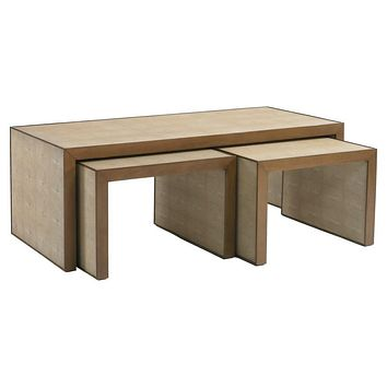 Zaine Nesting Cocktail Tables