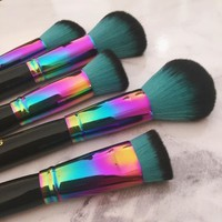 Spectrum 5 Piece Siren Sculpt Brush Collection at Beauty Bay