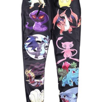 Pokemon Battle Joggers