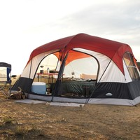 Family Cabin - 8 person tent