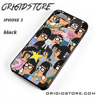 Bobs Burgers Tina For Iphone 5 Iphone 5S Case UY