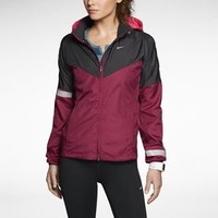 The Nike Vapor Women's Running Jacket.