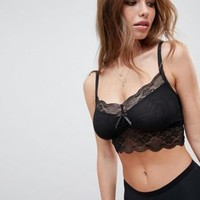 Freya Fancies Lace Fuller Bust Bralette at asos.com