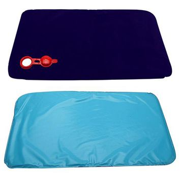 Summer Cold Therapy Insert Sleeping Aid Pad Mat Muscle Relief Cooling Pillow