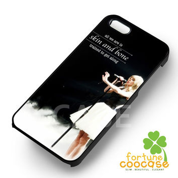 taylor Swift Quote - zzFzz for  iPhone 6S case, iPhone 5s case, iPhone 6 case, iPhone 4S, Samsung S6 Edge