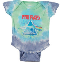 Pink Floyd Dark Side Oil Paint Bodysuit - Children - Rockabilia