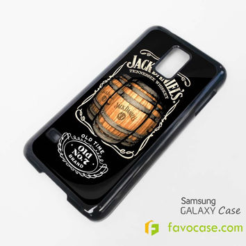 JACK DANIEL'S Tennessee whiskey Samsung Galaxy S2 S3 S4 S5, Mini, Note, Tab Case Cover