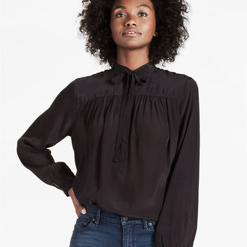Tie Neck Top | Lucky Brand