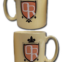 Ouran High School Host Club Logo Coffee Cup Anime Manga Licensed Mug NEW
