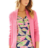 Lilly Pulitzer Amalie Open Front Cardigan