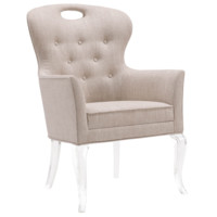 Belle Meade Signature Phoebe Acrylic Arm Chair