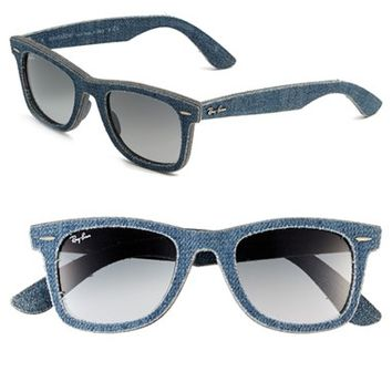 Women's Ray-Ban 'Classic Wayfarer - Denim' 50mm Sunglasses