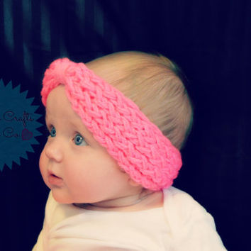 Girls Headband, Winter Fashion Headband for Babies and Toddlers