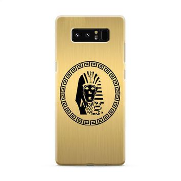 LAST KING GOLD LOGO Samsung Galaxy Note 8 Case