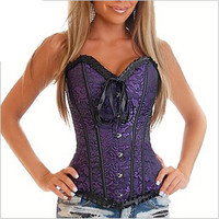 Women's Fashion Sexy Bodysuit Corset ON SALE = 4143403972