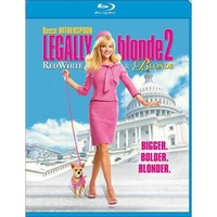 Legally Blonde 2: Red, White & Blonde (Blu-ray) (Widescreen)